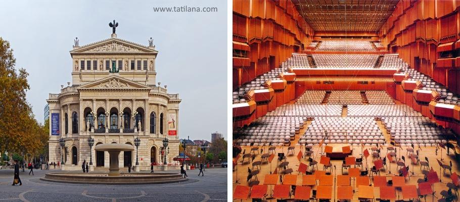 Frankfurt Eski Opera Binasi