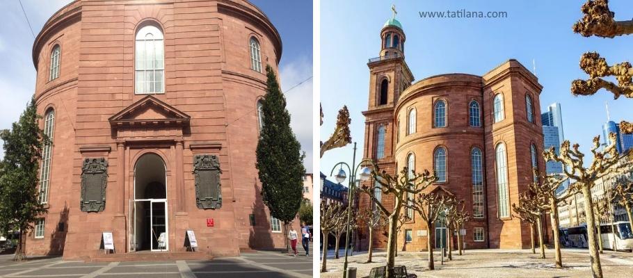 Frankfurt St Paul Kilisesi