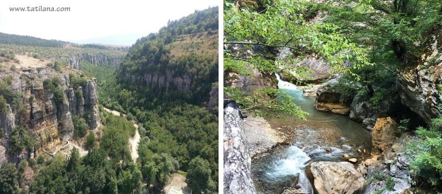 Karabuk Yenice Seker Kanyonu