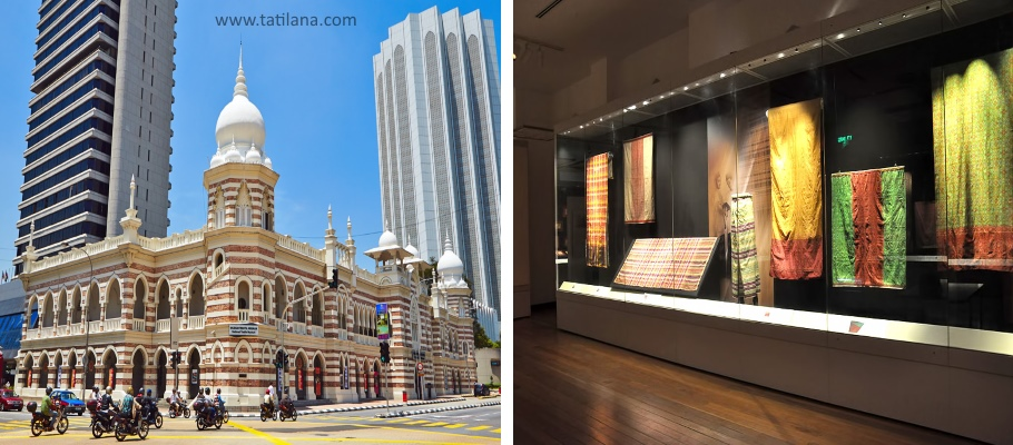 Kuala Lumpur Milli Tekstil Muzesi
