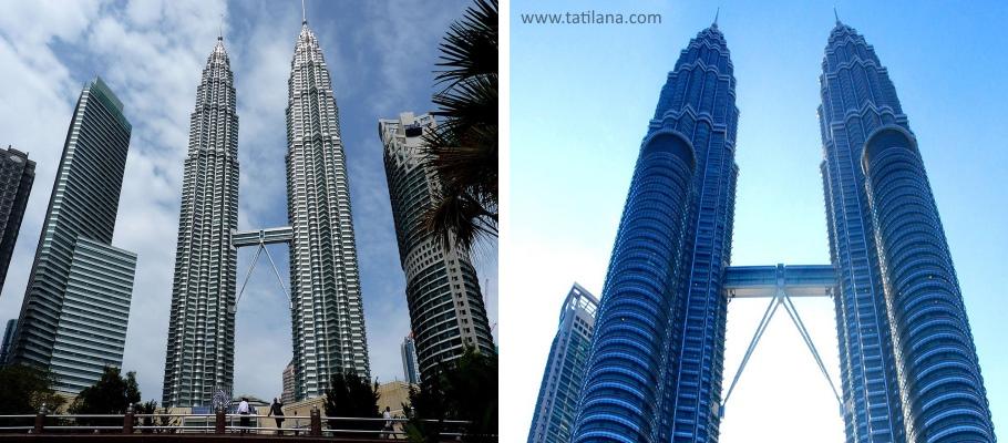 Kuala Lumpur Petronas Ikiz Kuleleri