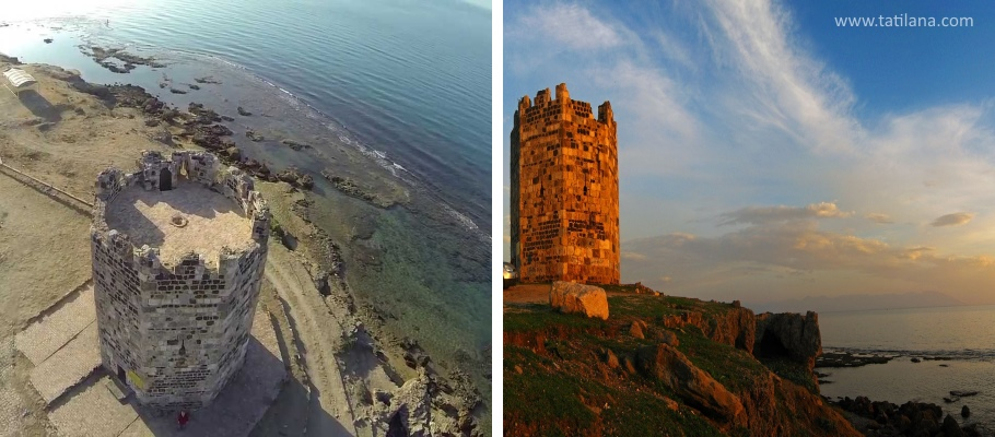 Suleyman Kulesi Yumurtalik Adana