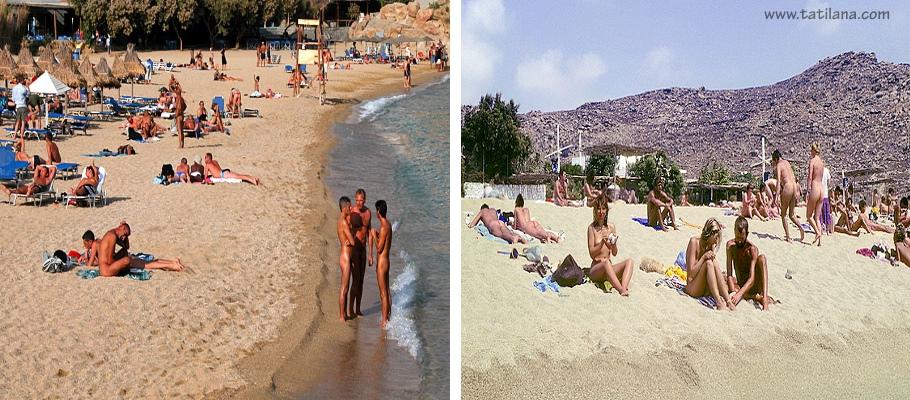 Paradise Beach Mikonos 1