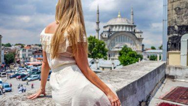 Turkiye Kadin Turist