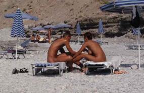 Yunanistan Ciplaklar Plaji