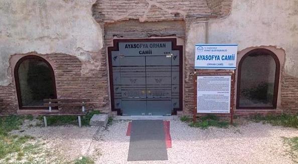 Ayasofya Orhan Camii