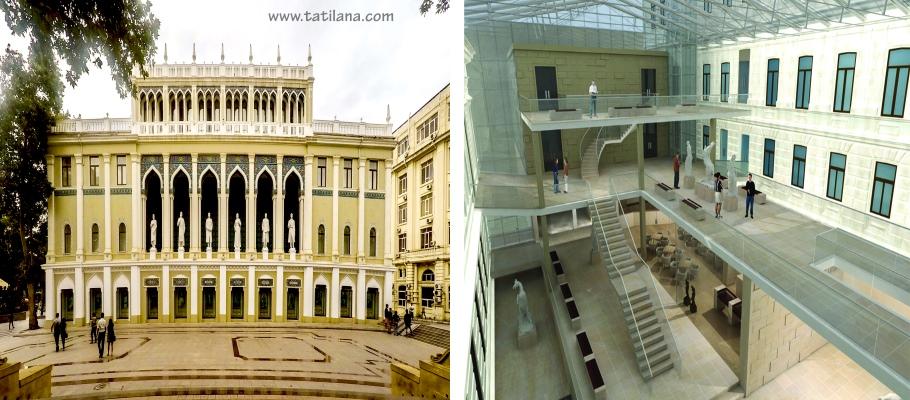 Azerbaycan Guzel Sanatlar Muzesi