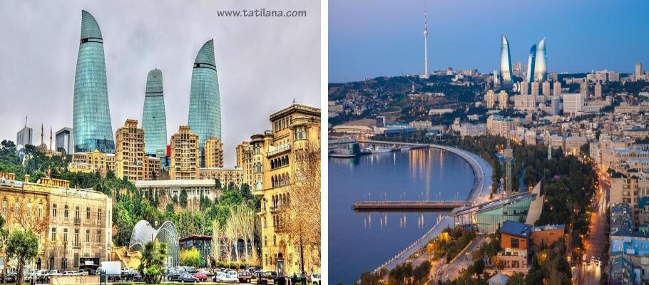Baku Gezilecek Yerler 1