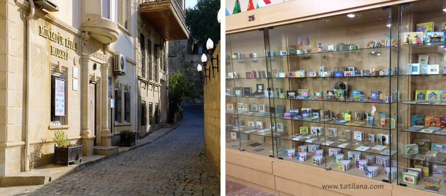 Baku Minyatur Kitap Muzesi