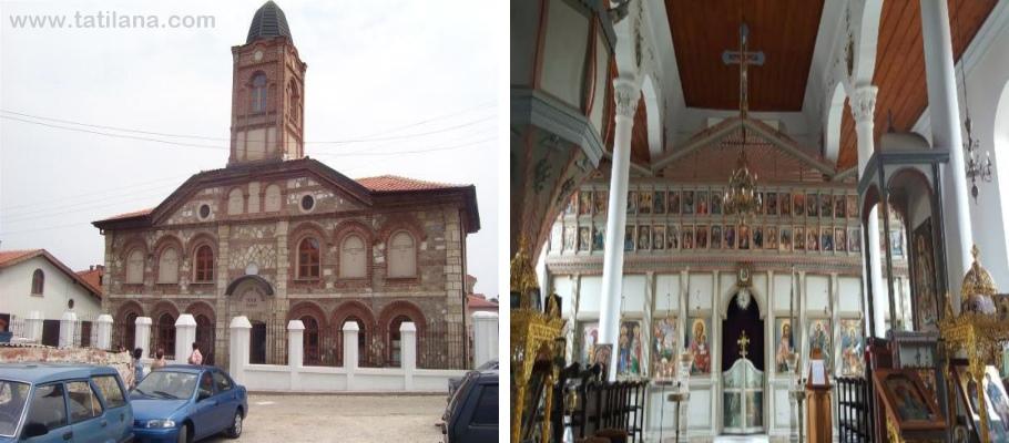 Edirne Bulgar Kilisesi