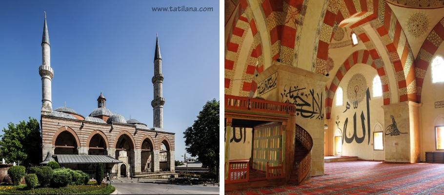 Eski Camii Edirne 1