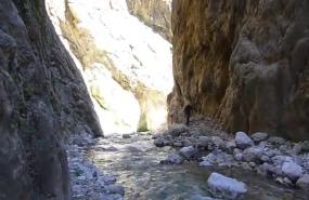 Kayseri Aksu Kanyonu