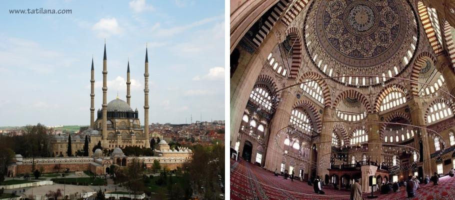 Selimiye Camii Edirne 1