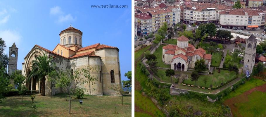 Trabzon Ayasofya Muzesi
