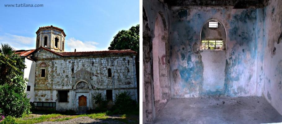 Trabzon St Michael Kilisesi