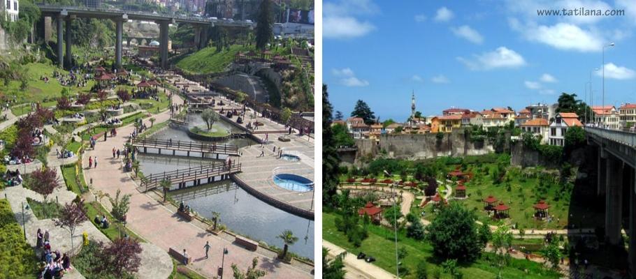 Trabzon Zagnos Vadisi
