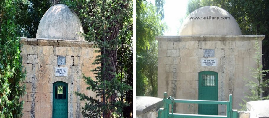 Bitlis Adilcevaz Pir Gaib Baba Turbesi