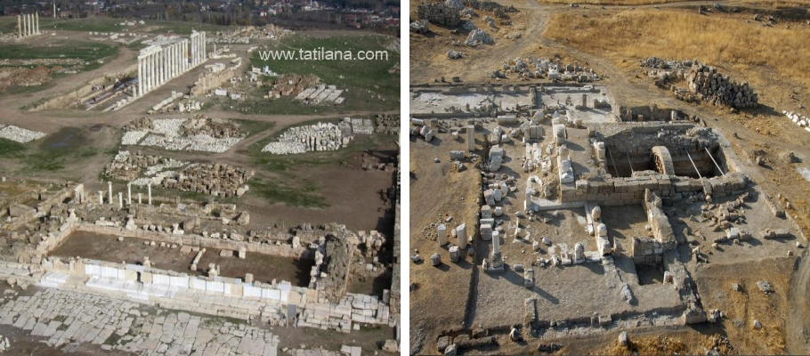 Denizli Laodikeia Antik Kenti 1