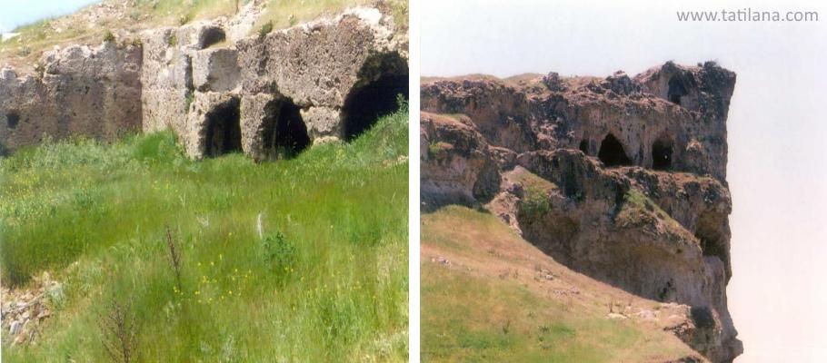 Denizli Tabea Antik Kenti