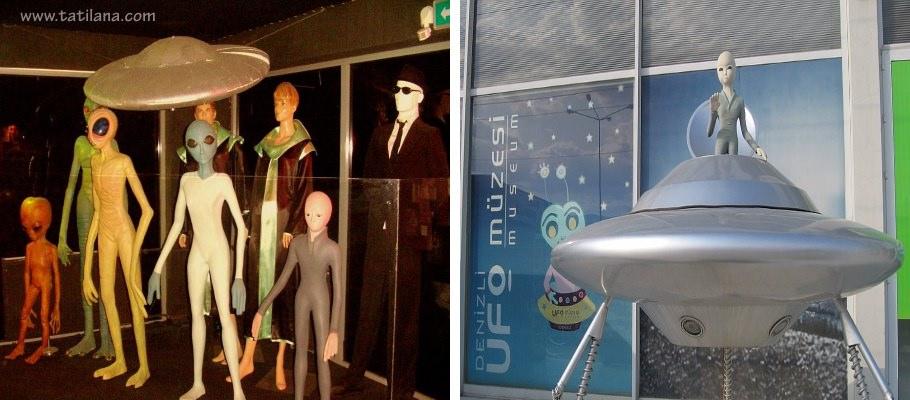 Denizli UFO Muzesi 1