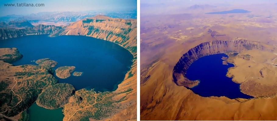 Ahlat Nemrut Krater Golu