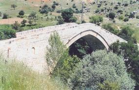 Tunceli Sivdin Koprusu