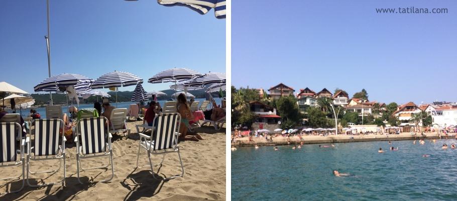 Kocaeli Kerpe Sosyete Plaji