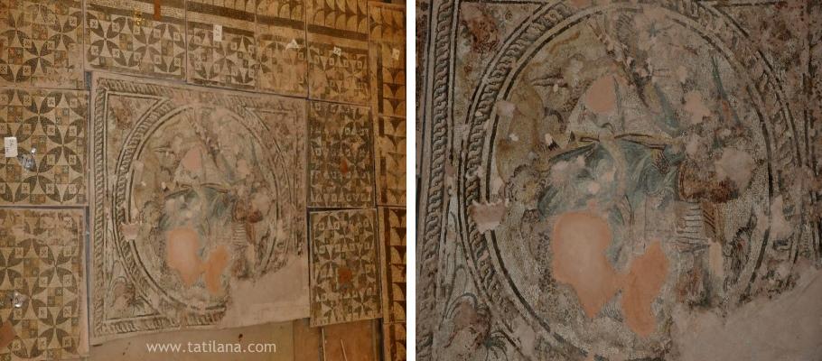 Konuralp Muzesi Orpheus Mozaigi