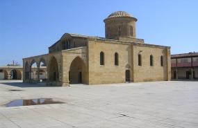Guzelyurt Aziz Mamas Kilisesi