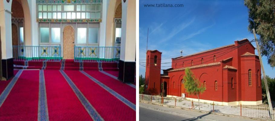 Kibris Yesilyurt Fatih Camii