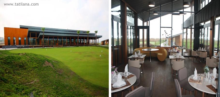Samsun Golf Restaurant