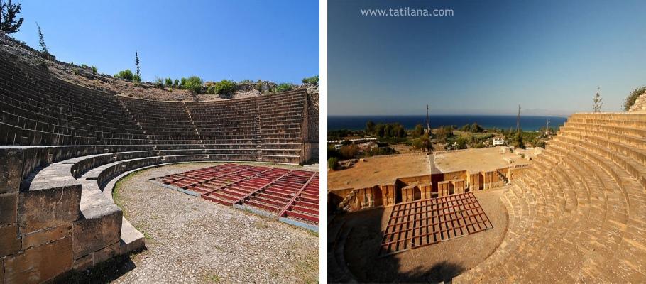 Soli Antik Kenti Tiyatro 1