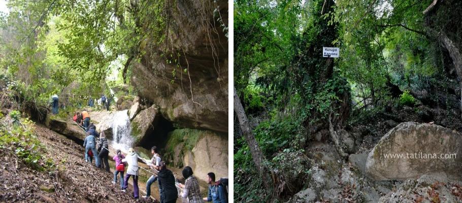 Duzce Kurugol Kanyonu