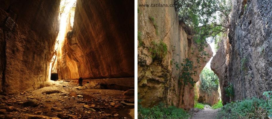 Hatay Titus Tuneli Tarihcesi
