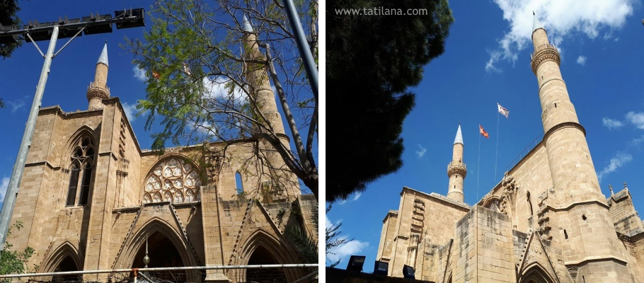 Lefkosa Selimiye Camii 1