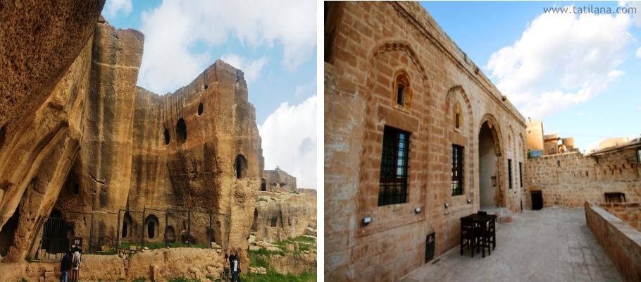Mardin Dara Harabeleri Tarihcesi