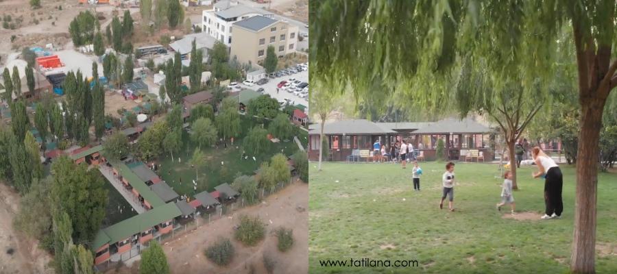 Cinaralti Piknik Alani Ankara