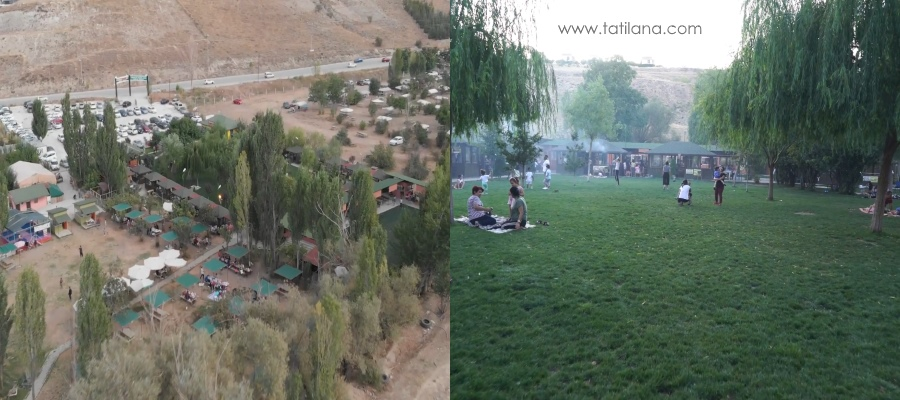 Cinaralti Piknik Ankara