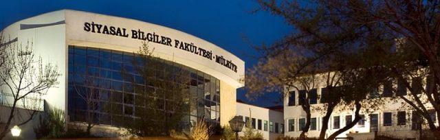 Ankara Universitesi Siyasal Bilgiler Fakultesi