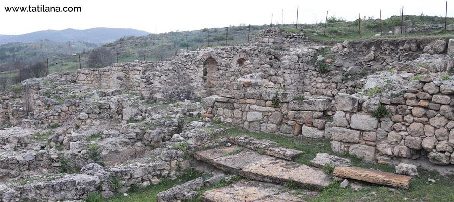 Hadrianapolis Antik Kenti Karabuk