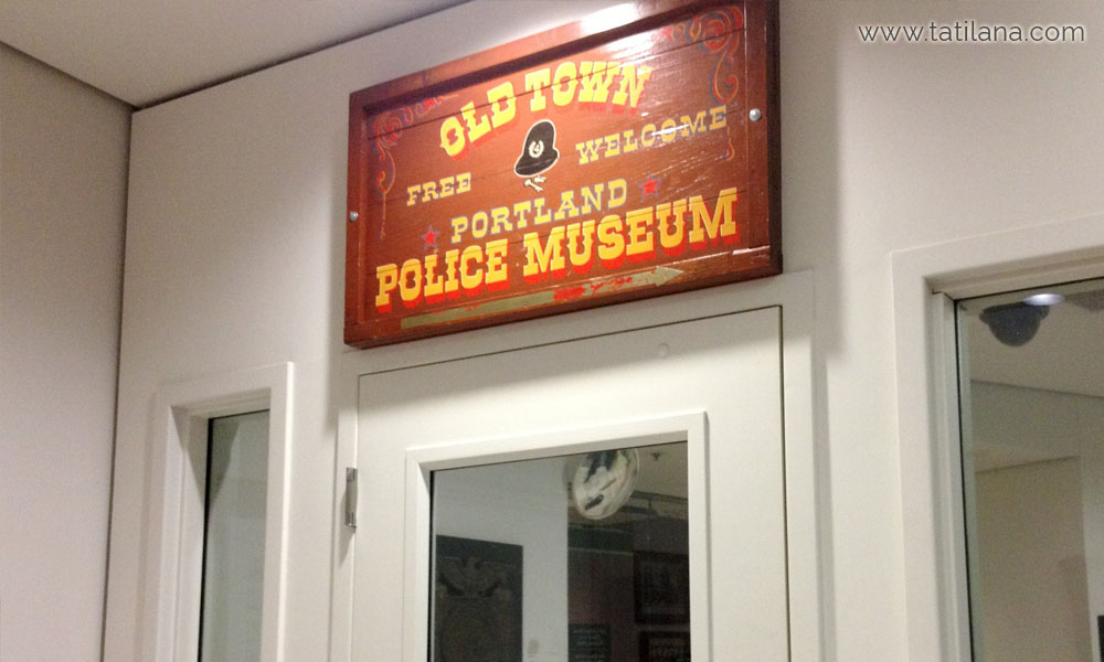 portland polis muzesi